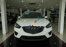 Cần bán xe Mazda CX 5 2.5AT 2WD đời 2017, màu trắng