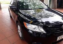 Bán Toyota Camry LE đời 2008, màu đen, nhập khẩu