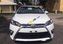 Bán Toyota Yaris E 2017, màu trắng