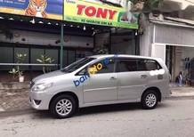 Bán xe Toyota Innova MT sản xuất 2013