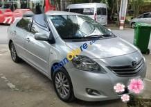 Bán Toyota Vios E đời 2013, màu bạc chính chủ giá cạnh tranh