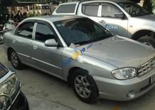 Bán Kia Spectra màu bạc, đời 2005, xe đang hoạt động bình thường