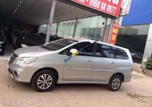Xe Toyota Innova 2.0E sản xuất 2015, màu bạc