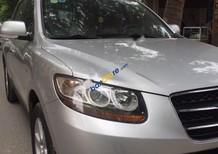 Bán Hyundai Santa Fe MLX 2008, màu bạc, nhập khẩu nguyên chiếc số tự động, 565 triệu