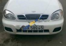 Bán xe cũ Daewoo Lanos đời 2002, màu trắng