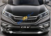 Bán ô tô Honda CR V 2.0L 2017, màu đen, 958 triệu
