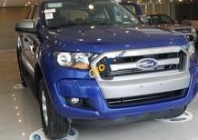 Bán Ford Ranger 2.2L XLS AT 4x2 đời 2017, màu xanh lam, nhập khẩu nguyên chiếc