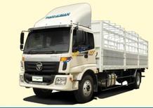Liên hệ 0938907243 - xe tải thùng 2 chân Thaco Auman C160, thùng dài 7.4m