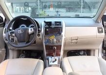 Bán Toyota Corolla Altis 2.0AT, sản xuất năm 2010, đăng ký tên tư nhân lần đầu tháng 10/2010