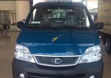 Xe tải Thaco Towner 990kg lưu thông trong các đường nhỏ hỗ trợ trả góp 75%