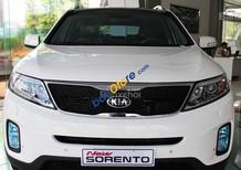 Bán Kia Sorento 2.2.DATH 2017, màu trắng, giá tốt