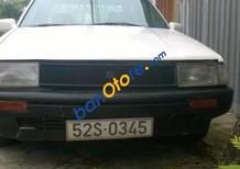 Cần bán xe Toyota Corolla đời 1986, màu trắng, nhập khẩu - Xe gầm bệ chắc chắn