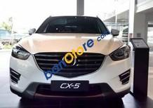 Cần bán xe Mazda CX 5 2.0 đời 2017, màu trắng
