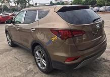 Cần bán xe Hyundai Santa Fe CRDi 4WD đời 2017