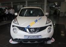 Nissan Hà Đông cần bán Nissan Juke 1.6L đời 2017, màu trắng, nhập khẩu từ Anh, mới 100%