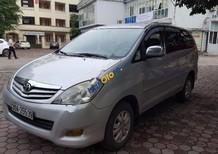 Bán Toyota Innova 2009, màu bạc số sàn, không phải xe chạy dịch vụ