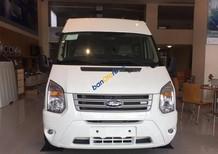 Cần bán Ford Transit medium sản xuất 2016, màu trắng