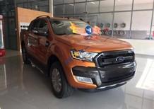 Bán ô tô Ford Ranger Wildtrak 3.2L 4x4AT năm 2017, nhập khẩu chính hãng