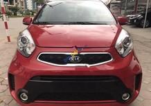 Bán xe Kia Morning Si AT đời 2016, màu đỏ