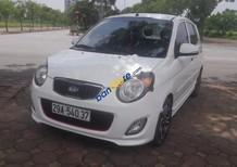 Bán Kia Morning 1.1 đời 2012, màu trắng, xe nhập chính chủ, giá 245tr
