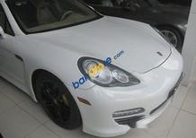 Chính chủ bán xe cũ Porsche Panamera 4S đời 2010, màu trắng, nhập khẩu nguyên chiếc