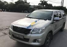 Bán Toyota Hilux E đời 2012, màu bạc, nhập khẩu