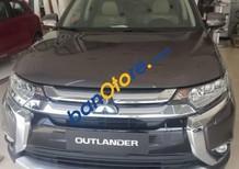 Bán ô tô Mitsubishi Outlander đời 2017, nội thất tiện nghi, 980tr