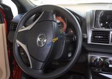 Bán Toyota Yaris E đời 2017, màu đỏ, nhập khẩu nguyên chiếc