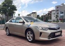 Cần bán gấp Toyota Camry 2.5Q đời 2016, màu vàng chính chủ