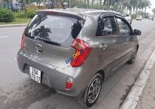 Chính chủ bán xe Kia Morning 1.0 AT đời 2011, màu xám, xe nhập