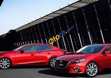 Bán xe Mazda 3 2017, xe mới, màu đỏ