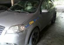 Bán ô tô Daewoo Gentra sản xuất 2009, màu bạc, giá tốt
