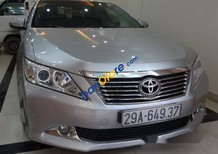 Bán ô tô Toyota Camry 2.5Q năm 2013, màu bạc