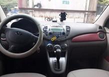 Bán Hyundai i10 1.25AT đời 2011, màu đỏ, nhập khẩu nguyên chiếc
