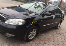 Xe Toyota Corolla altis 1.8G MT đời 2003, màu đen số sàn, giá chỉ 333 triệu