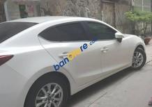Bán gấp Mazda 3 năm 2015, màu trắng