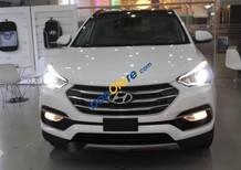 Bán xe Hyundai Santa Fe 2017, máy xăng, mới 100%