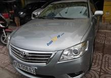 Bán xe Toyota Camry 2.4 G đời 2010, màu xám