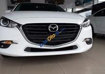 Bán Mazda 3 Facelift đời 2017, màu trắng