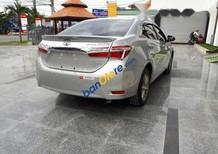Toyota Tiền Giang bán xe Toyota Corolla Altis 1.8 MT đời 2017, màu bạc