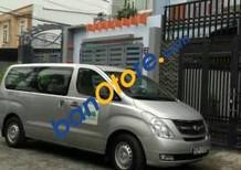 Bán Hyundai Starex 2.5 MT sản xuất 2008, màu bạc, nhập khẩu