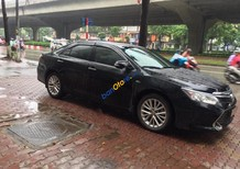 Nam Chung Auto 126 Khuất Duy Tiến bán Toyota Camry 2.5G 2015 màu đen, nội thất kem