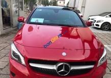 Bán Mercedes CLA200 đời 2015, màu đỏ, nhập khẩu