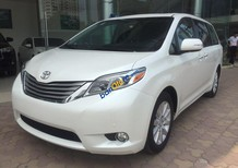 Bán Toyota Sienna Limited năm sản xuất 2016, màu trắng, xe nhập