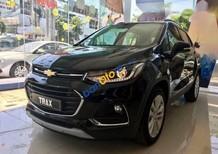 Cần bán xe Chevrolet Trax 2017, màu đen, nhập khẩu