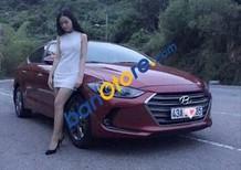 Cần bán Hyundai Elantra AT đời 2016, màu đỏ, 620tr