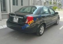 Chính chủ bán xe Daewoo Lacetti EX đời 2011, màu đen