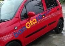 Xe Daewoo Matiz SE sản xuất năm 2002, màu đỏ, xe nhập, 67 triệu