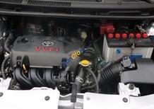 Bán Toyota Vios 1.5E đời 2011, màu bạc