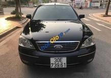 Cần bán lại xe Ford Mondeo đời 2004, màu đen đã đi 10000 km